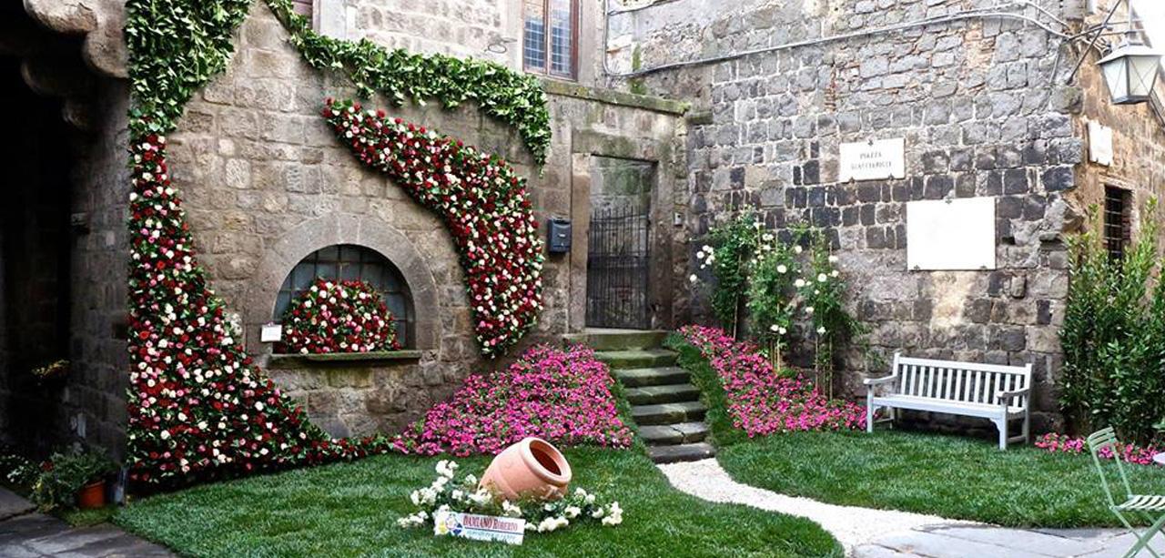 | #TRADIZIONIDELLATUSCIA | San Pellegrino in Fiore - VITERBO