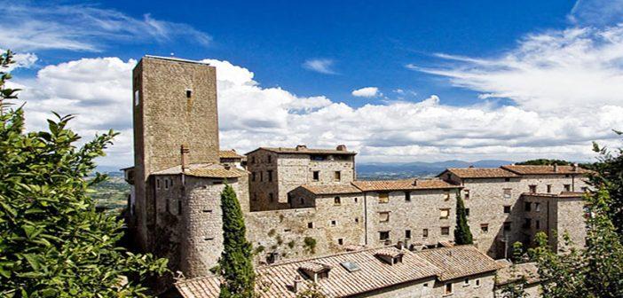 | 23 FEBBRAIO 2020 | BASSANO IN TEVERINA – Con Antico Presente scopriamo l'altare rupestre e la torre
