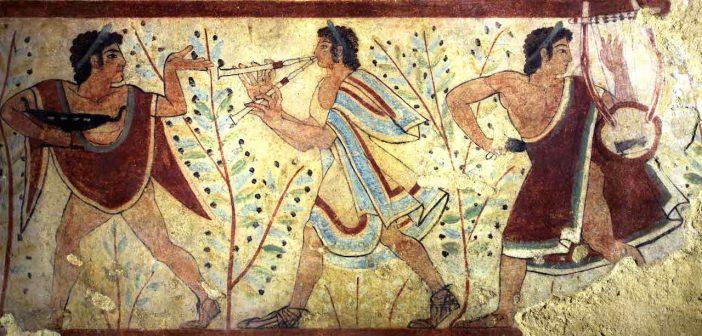 | 30 GIUGNO 2019 | GROTTE DI CASTRO – Passeggiate: alla scoperta degli Etruschi!