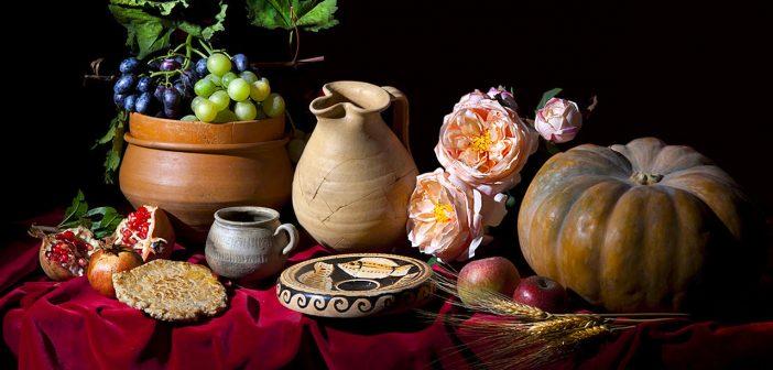 """  fino al 1 MAGGIO 2018   VITERBO – """"Piacere etrusco"""", un viaggio nella storia del cibo e dell'arte!"""