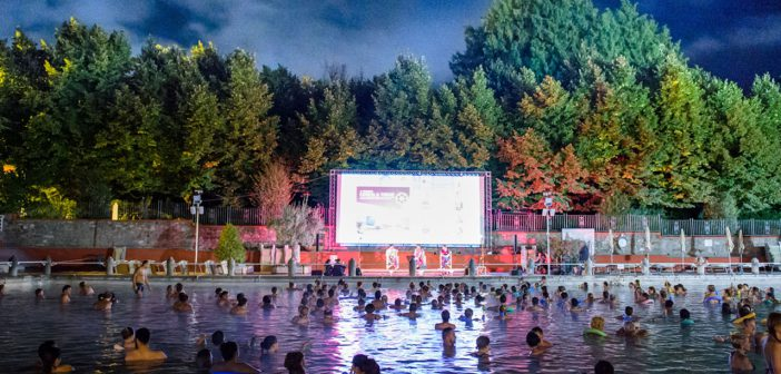 | fino al 28 SETTEMBRE 2018 | VITERBO – Cinema&Terme, in scena cultura e benessere!