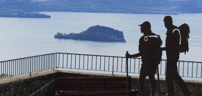 | #PERCORSIDELLATUSCIA | Via Francigena: pellegrini per un giorno da Montefiascone a Viterbo – TUSCIA