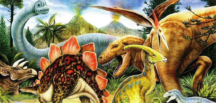 | dal 30 MARZO 2019 | VITERBO – Terra di giganti: dinosauri a grandezza naturale in mostra!