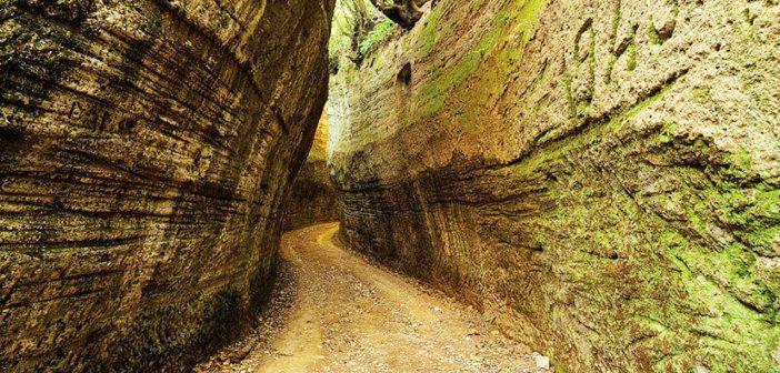 | 22 GENNAIO 2021 | PITIGLIANO – Con Percorsi Etruschi lungo le vie cave