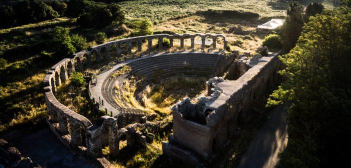   31 OTTOBRE 2020   TUSCIA – Nelle campagne viterbesi alla scoperta dell'antica città di Ferento