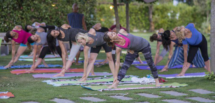   25 MAGGIO 2019   CAPRAROLA – Yoga Party nel cuore della Tuscia