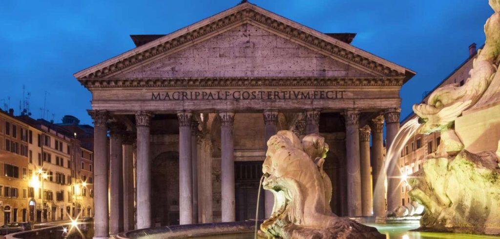 | #DINTORNIDELLATUSCIA |    Il Pantheon - ROMA
