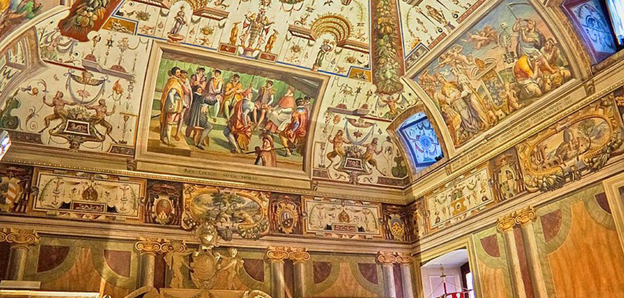 | #DINTORNIDELLATUSCIA | Palazzo Spada - TERNI