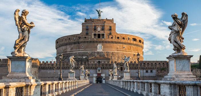 | #DINTORNIDELLATUSCIA | Castel Sant'Angelo – ROMA
